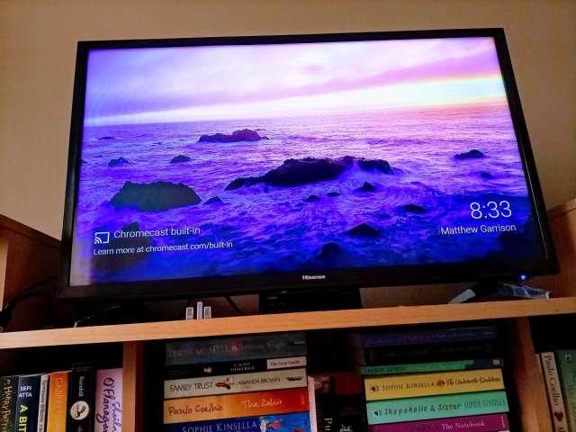 Xiaomi Mi Box S Chromecast