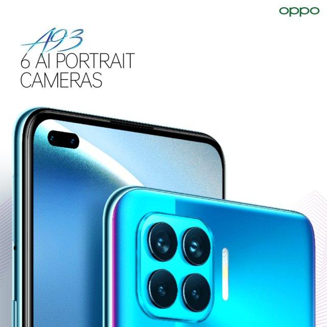 OPPO A93 Nigeria