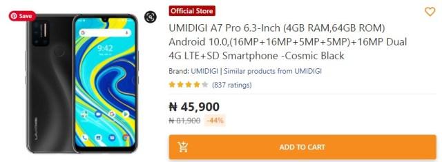 Jumia Nigeria Black Friday 2020 Upcoming Deals Dignited
