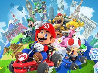 Mario Kart Tour reaches 123.9 million downloads in first month