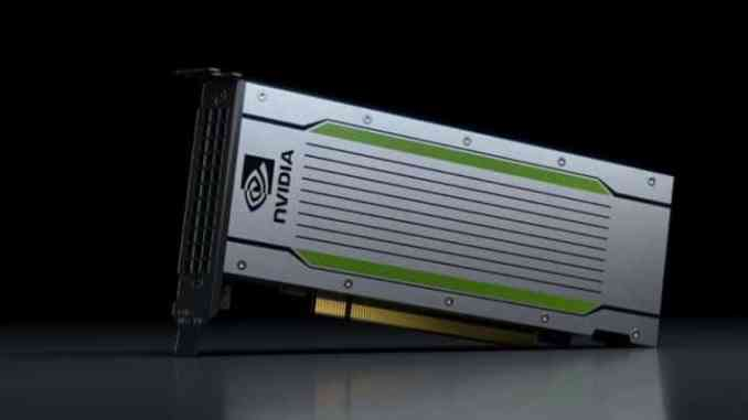 NVIDIA announces world's largest