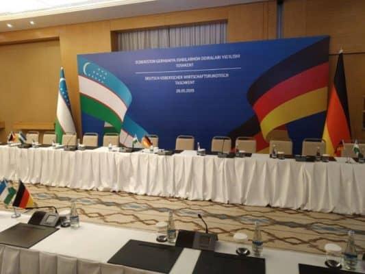 Uzbekistan Germany Business Forum