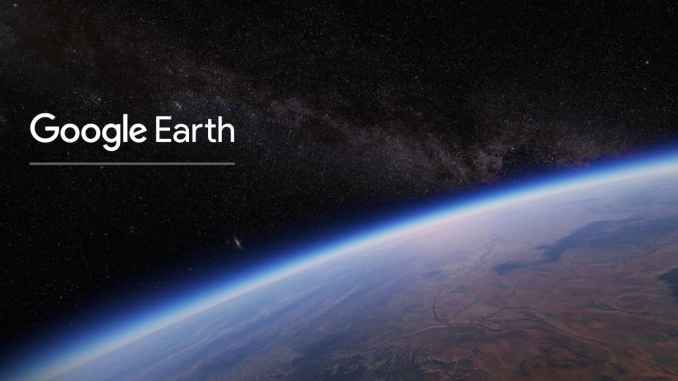Google Earth covers 98 per cent of entire population