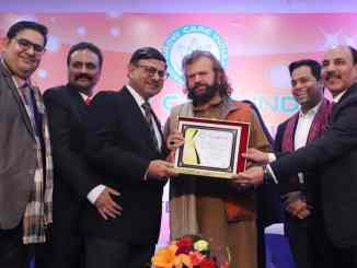 JSPL Foundation wins Grow Care India CSR award in platinum category