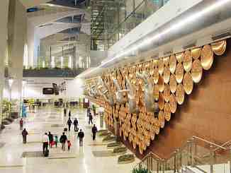 Flight Operation Remains Normal At Delhi Airport - Digpu
