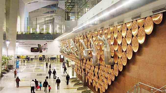 Flight Operation Remains Normal At Delhi Airport - Digpu
