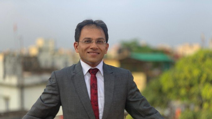 From Acing Balance Sheets To Spreading Smiles Across Miles Decoding Amit Desai's Journey With GiftstoIndia24x7.com - Digpu