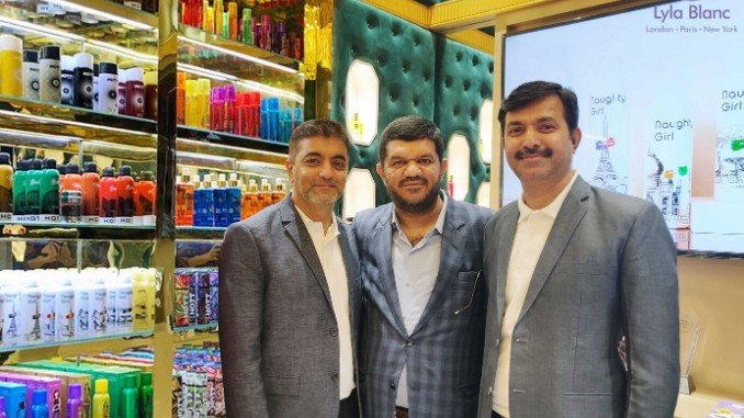 Lyla Blanc Perfume Launches First Store In India With 300 Exclusive Products - Digpu