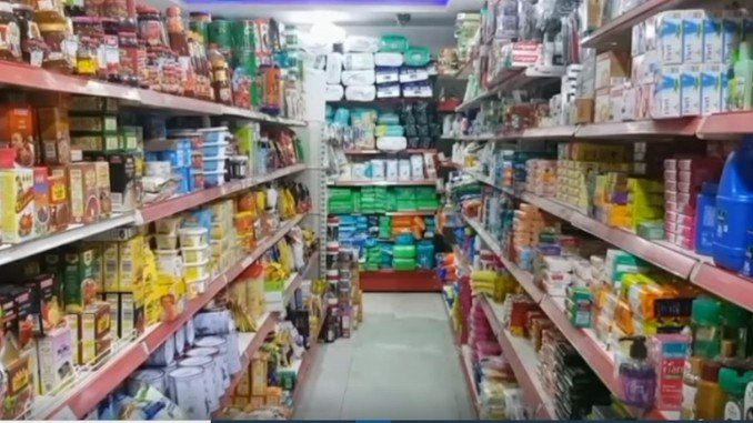 COVID19 Lockdown Departmental store uses WhatsApp to home deliver orders in Srinagar 5