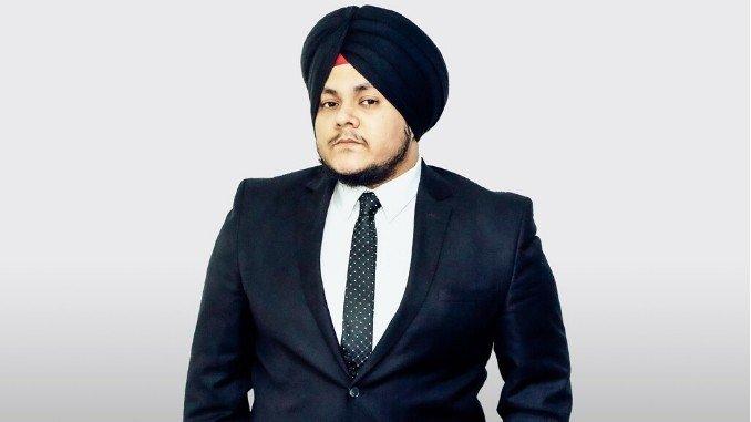 Entrepreneurs News Digpu - Lovejot Singh Chhabra - The Cyber Security Entrepreneur Par excellence