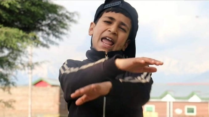 Arafat Mohideen Bhat – The sensational rap kid from Pulwama