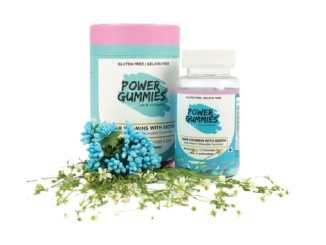 Power Gummies - Best Innovative Nutrition Product 2020