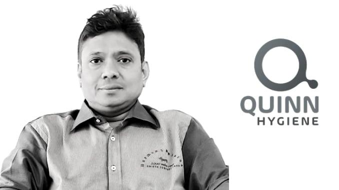 Quinn Hygiene introduces Liquid Guard - A permanent solution against Covid-19 - Digpu