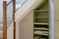 Picture Of Shoes Drawers Undee The Stairs