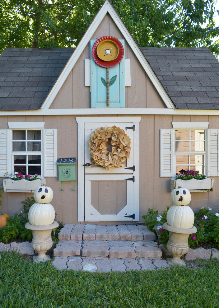 125 Cool Outdoor Halloween Decorating Ideas - DigsDigs on Cool Backyard Decorations id=48274