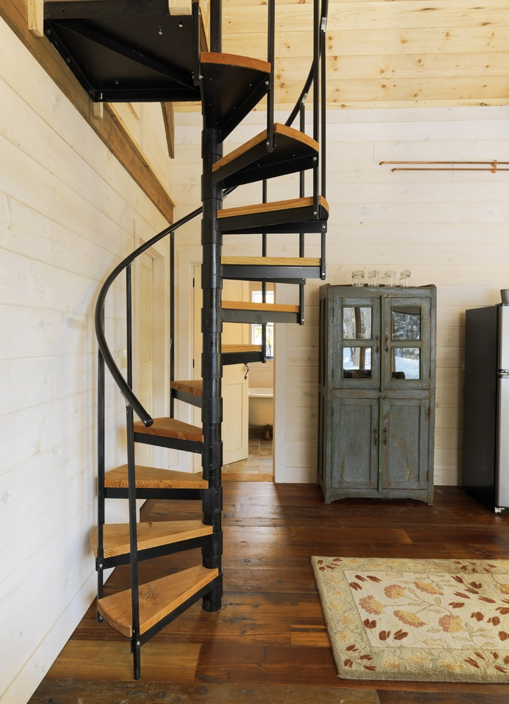35 Really Cool Space Saving Staircase Designs Digsdigs | Unique Stairs For Small Spaces | Mini | Small Area | Ladder | Stairway | Loft