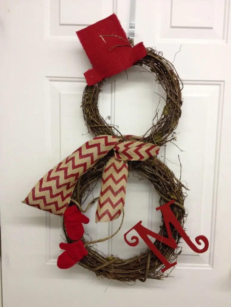 75 Awesome Christmas Wreaths Ideas For All Types Of Décor ... on Vine Decor Ideas  id=50148