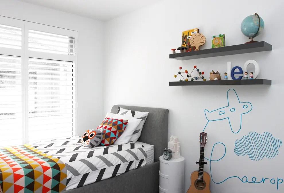 55 Wonderful Boys Room Design Ideas - DigsDigs on Simple But Cute Room Ideas  id=95614