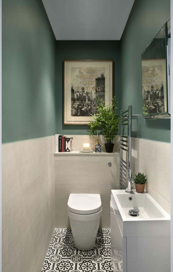 65 Inspirational Ideas To Design A Guest Toilet Digsdigs