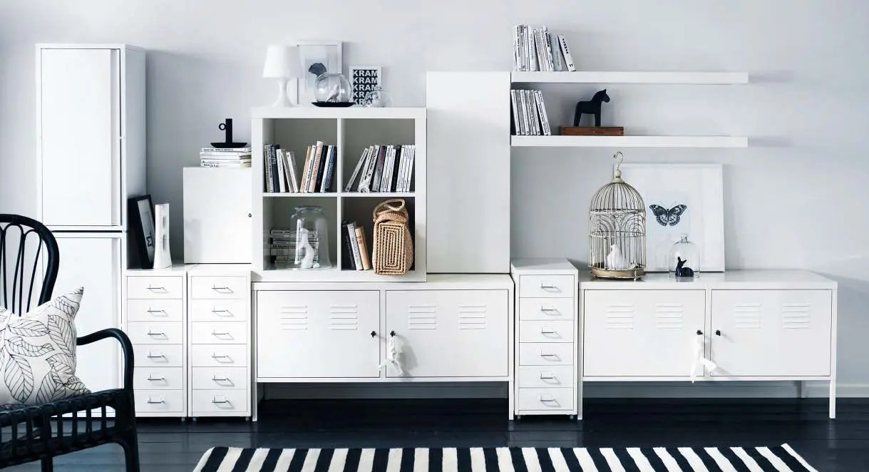 IKEA Storage Organization Ideas 2013 DigsDigs