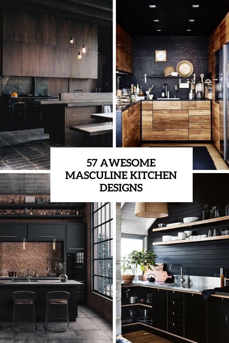 Rustic Kitchen Design Archives Digsdigs