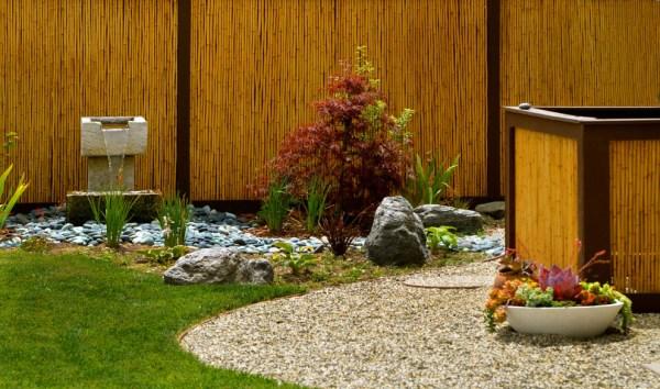japanese bamboo garden design 65 Philosophic Zen Garden Designs - DigsDigs
