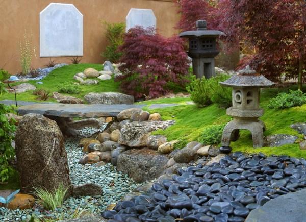 oriental garden design ideas 65 Philosophic Zen Garden Designs - DigsDigs