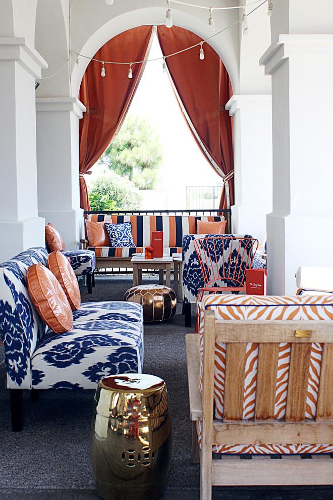 75 Charming Morocco-Style Patio Designs - DigsDigs on Moroccan Backyard Design  id=75594
