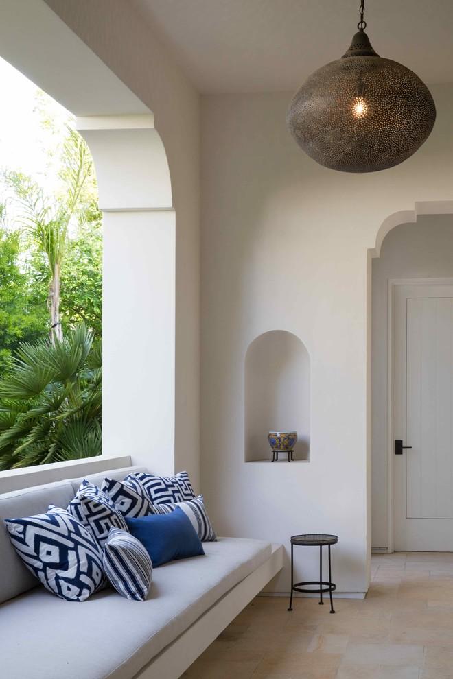 75 Charming Morocco-Style Patio Designs - DigsDigs on Moroccan Backyard Design  id=19878