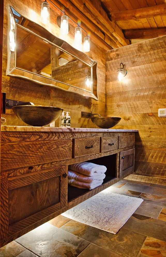 66 cool rustic bathroom designs digsdigs on rustic bathroom designs photos id=91159