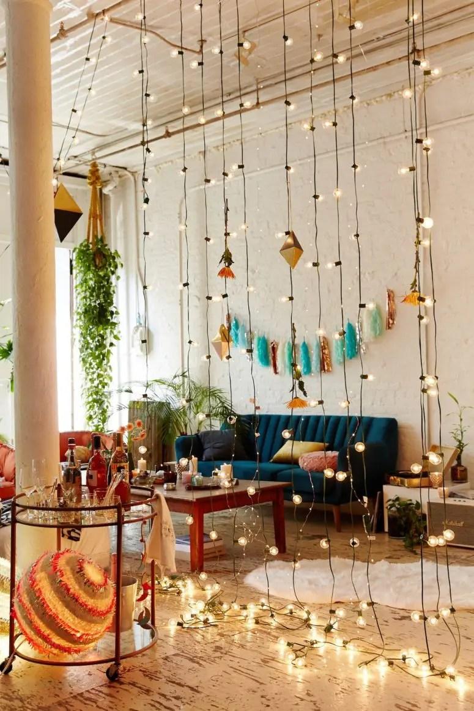 85 Inspiring Bohemian Living Room Designs
