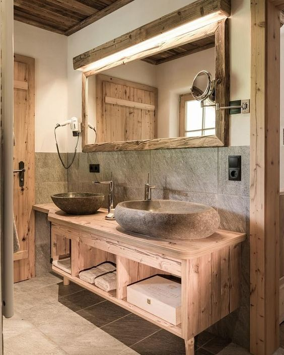 66 cool rustic bathroom designs digsdigs