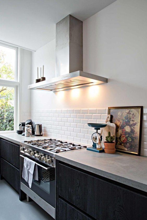 57 concrete kitchen countertop ideas