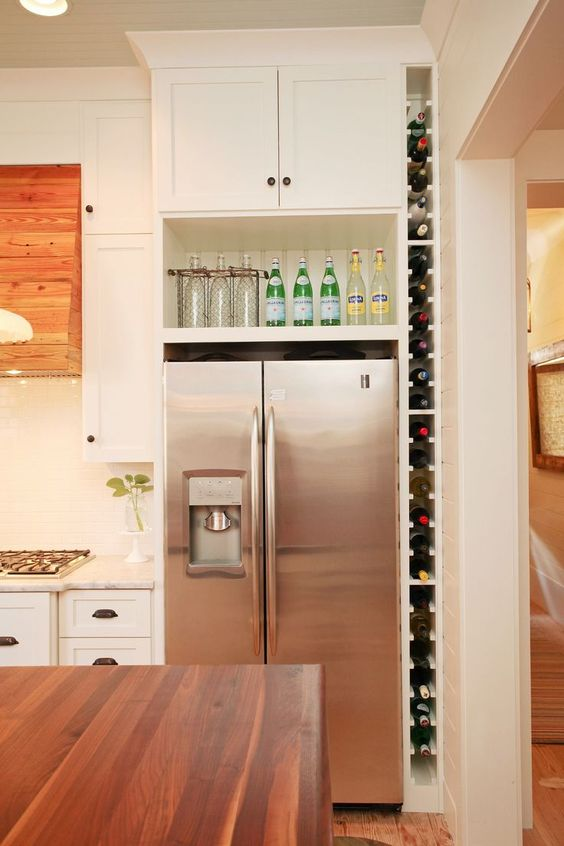 home wine storage ideas