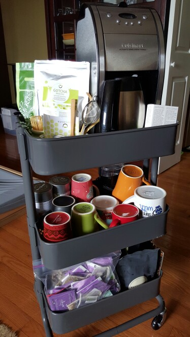 60 Smart Ways To Use IKEA Raskog Cart For Home Storage
