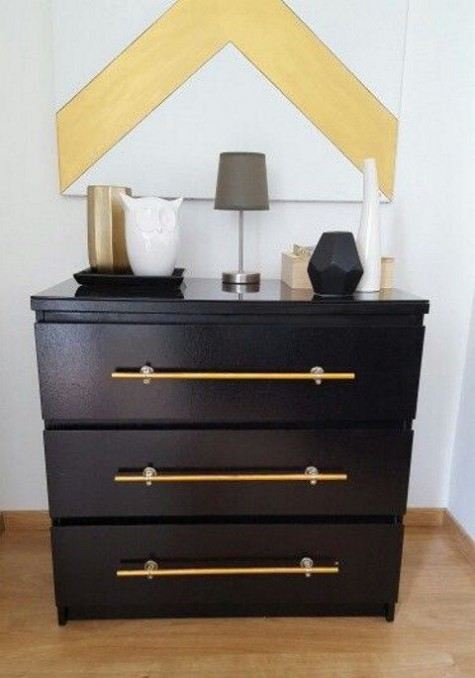 57 Ways To Incorporate IKEA Malm Dresser Into Your Dcor DigsDigs