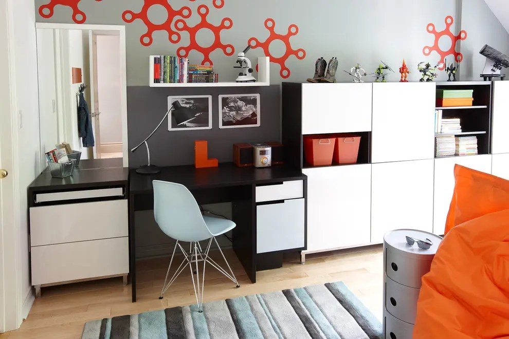 45 Ways To Use IKEA Besta Units In Home Dcor DigsDigs