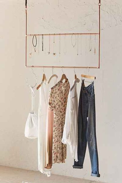 26 clothes racks for homes with no