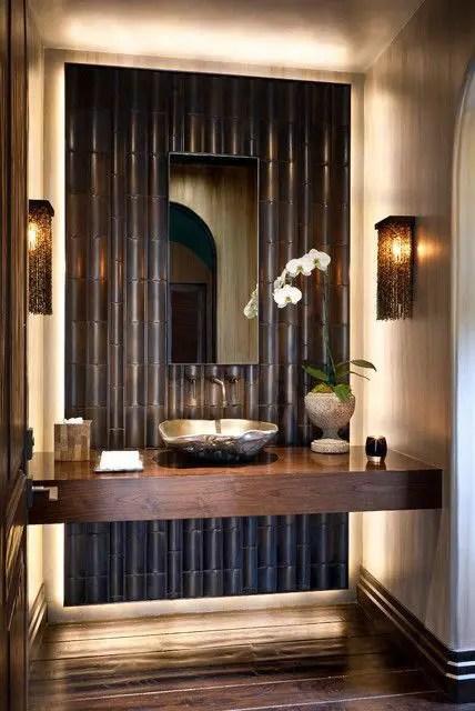 30 Peaceful Japanese Inspired Bathroom Dcor Ideas DigsDigs