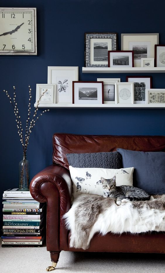French Country Colors Living Room