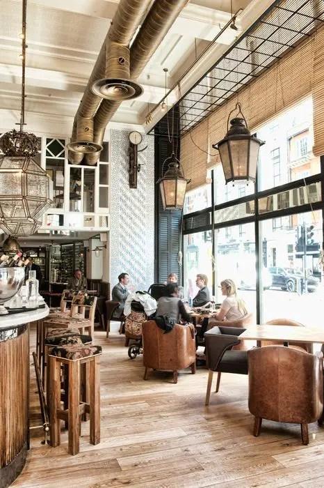 35 Cool Coffee Shop Interior Decor Ideas Digsdigs
