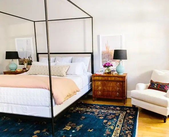 33 Canopy Beds And Canopy Ideas For Your Bedroom - DigsDigs on Modern Boho Bed Frame  id=77813