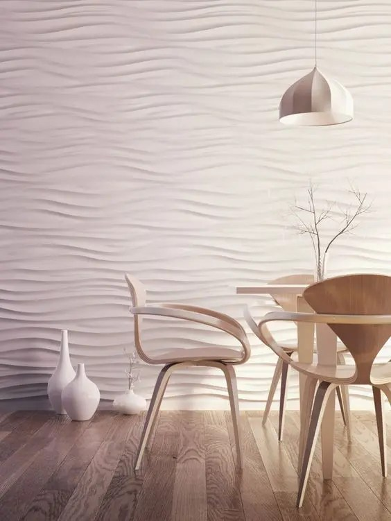 3D Wall Panels And Coverings To Blow Your Mind 31 Ideas DigsDigs