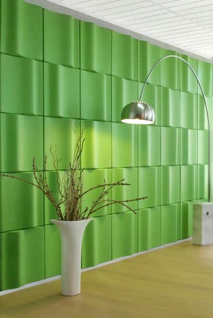 3D Wall Panels And Coverings To Blow Your Mind 31 Ideas
