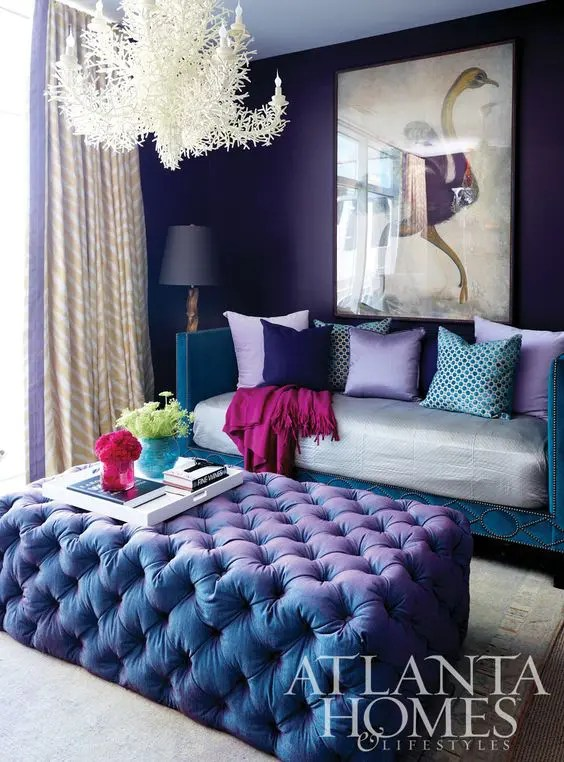 Ready to deck out your bedroom with an entirely new look? 34 Analogous Color Scheme Décor Ideas To Get Inspired
