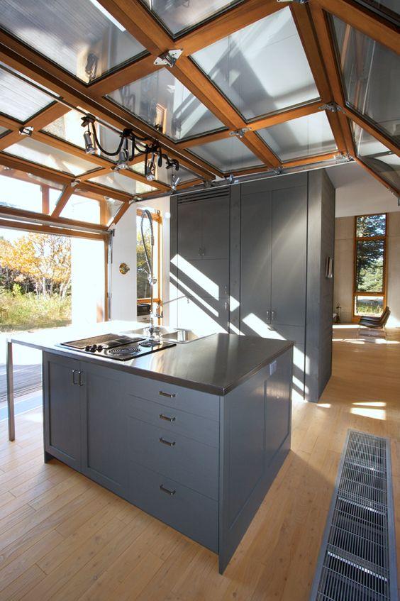 39 glass garage door ideas to rock in
