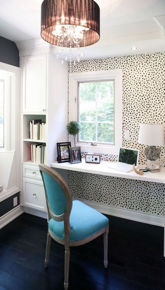 30 Delightful Feminine Home Office Furniture Ideas Digsdigs