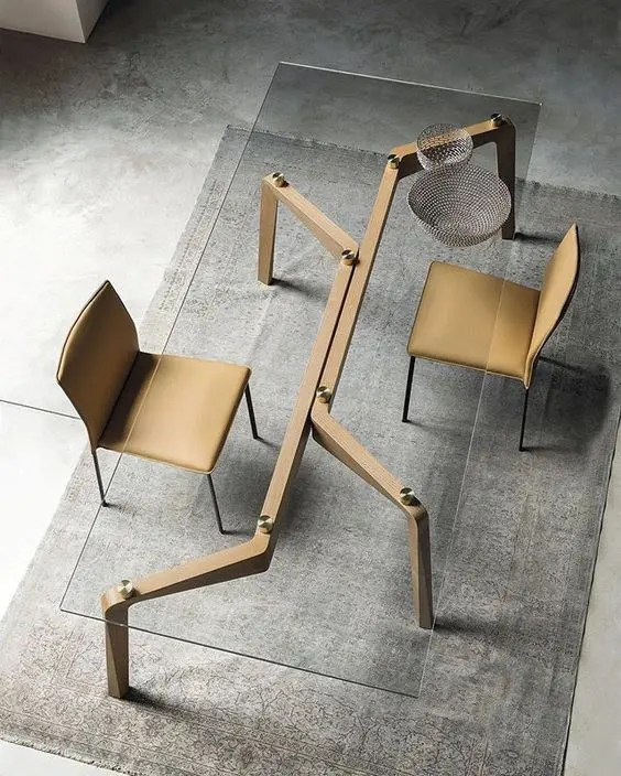 28 unique dining tables to make the