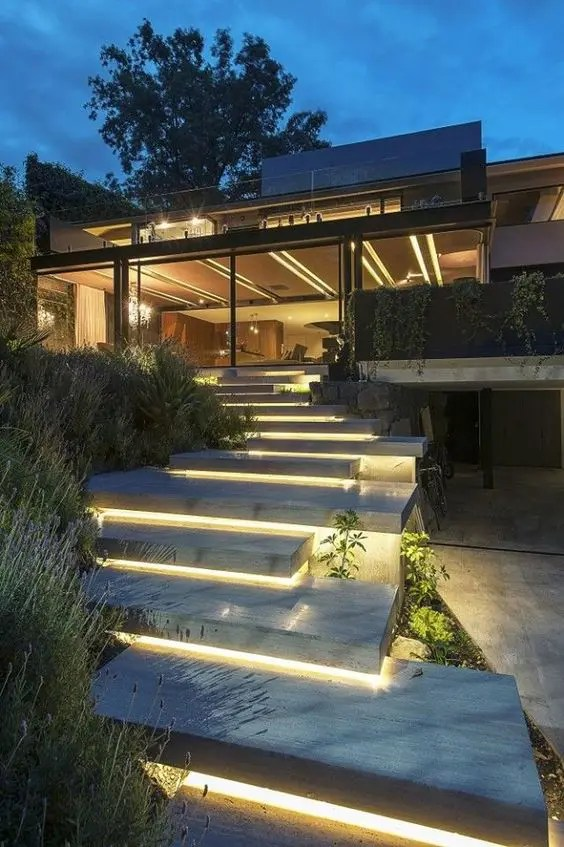 27 Smart Ways To Illuminate An Outdoor Space Digsdigs