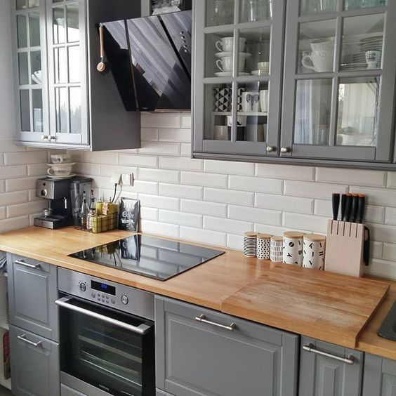 30 Grey Kitchens That Youll Never Want To Leave DigsDigs